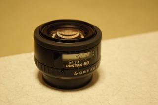 PENTAX FA50mm F1.4