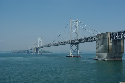 [香川旅行] 瀬戸大橋記念公園