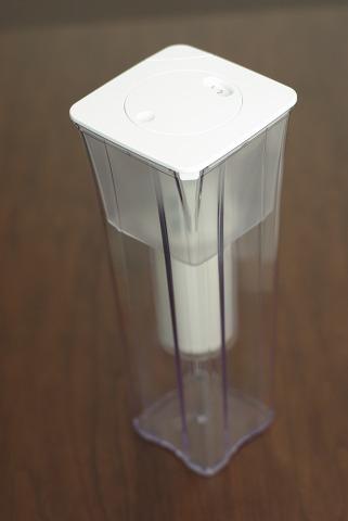 業界最小サイズのポット型浄水器「クリンスイ CP002」