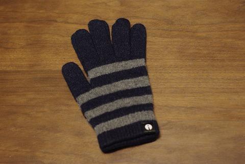 スマホ対応手袋を買いました