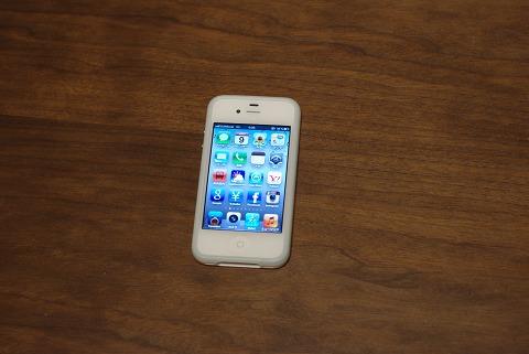 iPhone4Sを買いました。