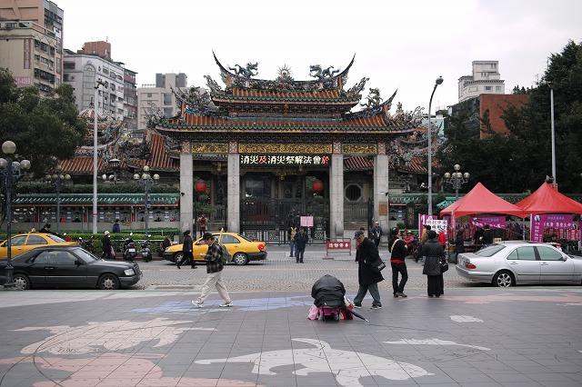[台湾旅行] 龍山寺