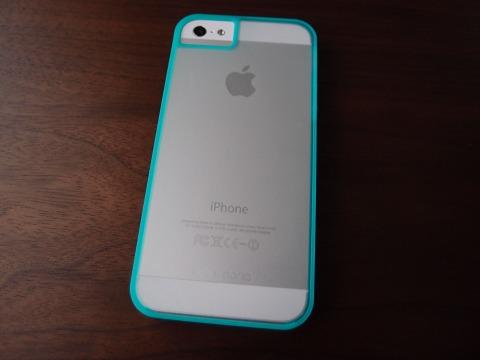 iPhone5用のかわいいケースを購入