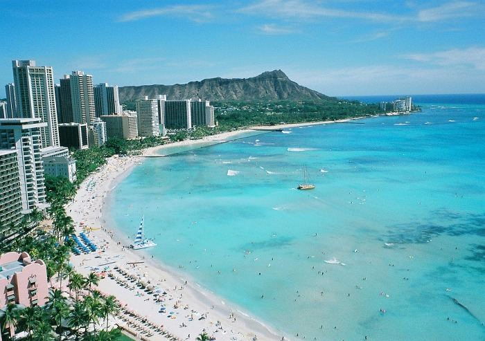 [ハワイ旅行] シェラトンワイキキホテル&ワイキキビーチ