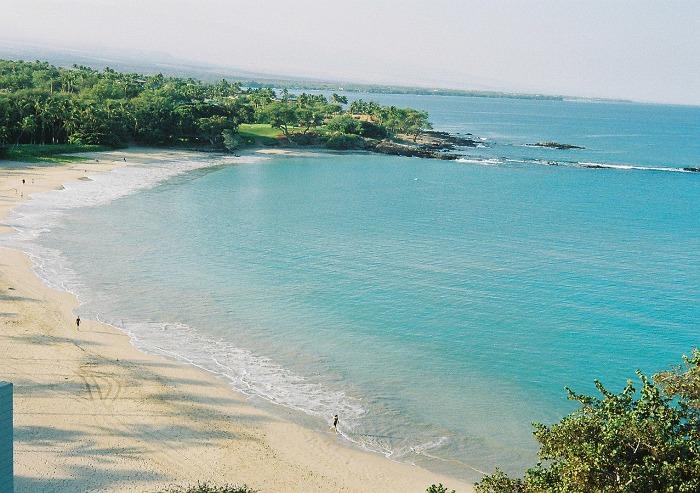 [ハワイ旅行] マウナケアビーチでゆるくまったり
