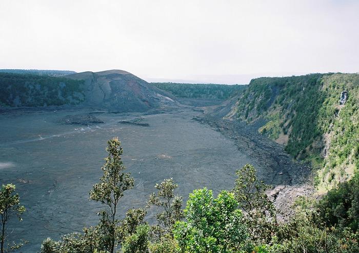 [ハワイ旅行] キラウェア火山へ