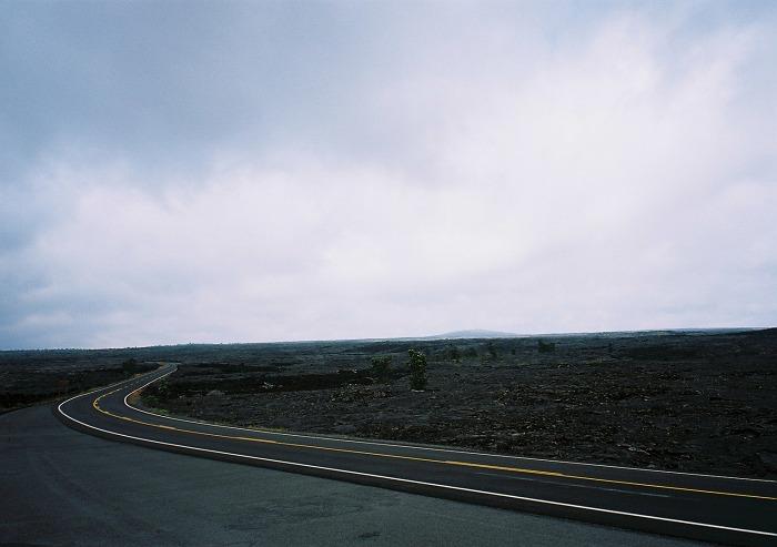 チェーン・オブ・クレーターズ・ロード_キラウエア火山