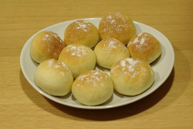 最近パンを焼いてます