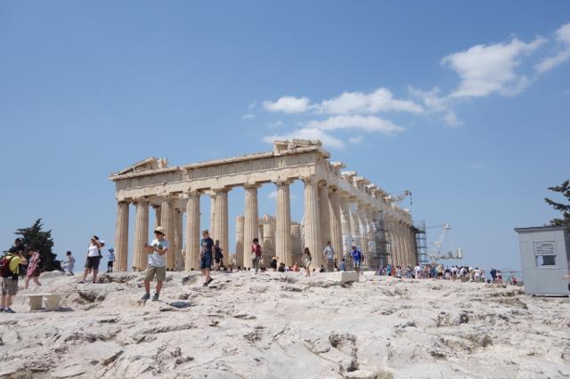 ギリシャに行ってきました