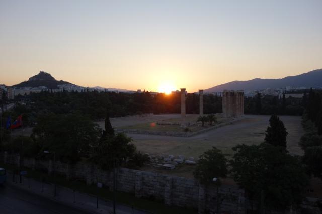 [ギリシャ旅行] アテネからミコノス島へ