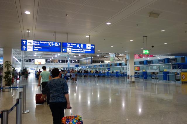 アテネ空港