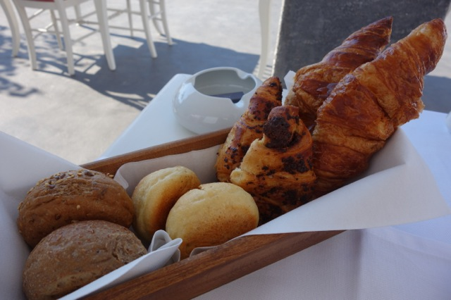 [ギリシャ旅行] サントリーニ島3日目 イアの夕日