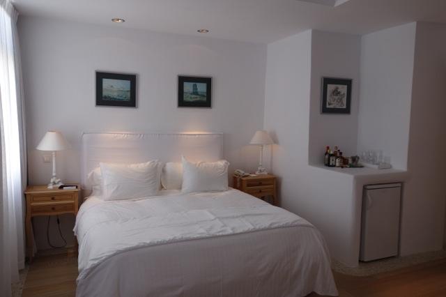 Kirini Suites & Spa 部屋