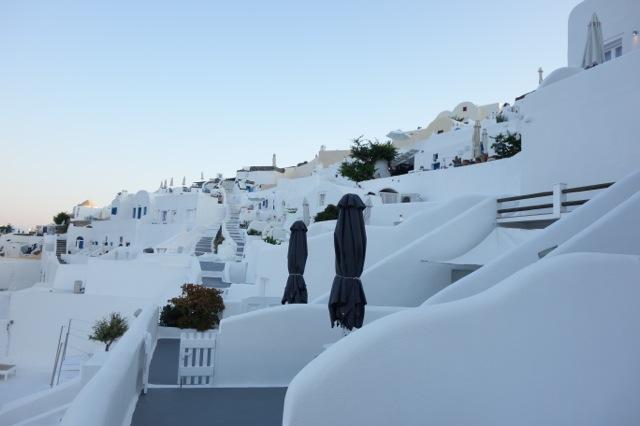 [ギリシャ旅行] 最終日 サントリーニ島→アテネ→ドーハ→成田