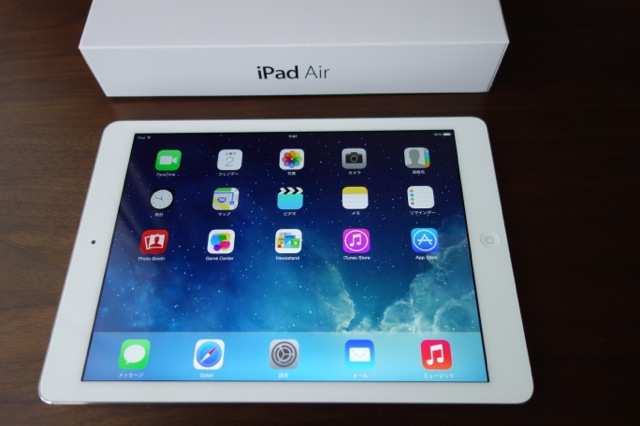 iPad Air Wi-Fi 32GB シルバー