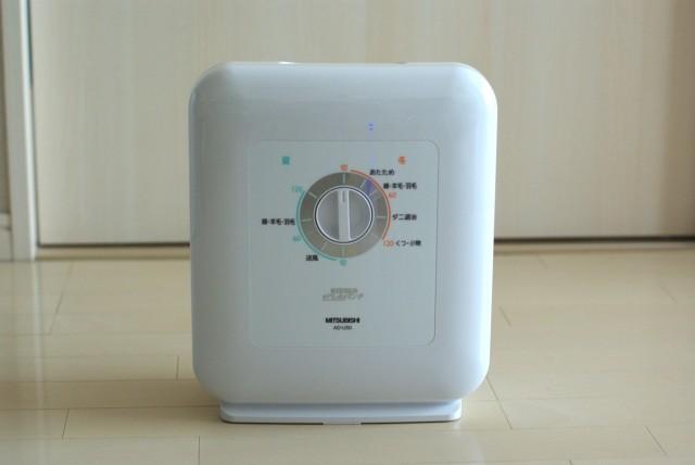三菱ふとん乾燥機(AD-U50-W)を購入
