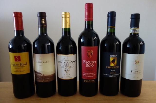 エノテカのワイン福袋2014を購入