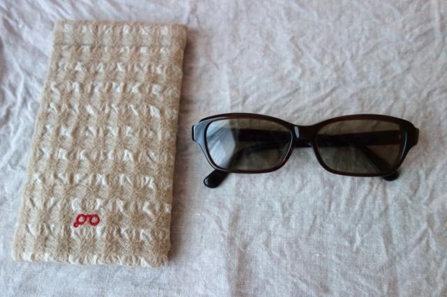 白山眼鏡店のサングラス