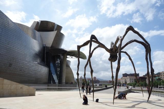 ルイーズ・ブルジョワの蜘蛛