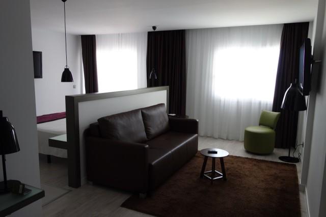 Fiesta Hotel Don Carlos リビングルーム