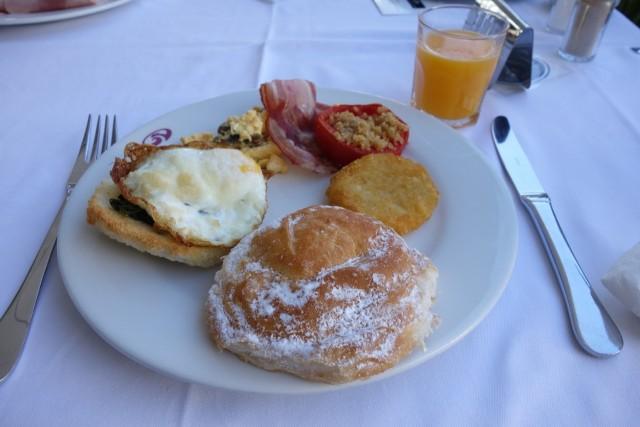 Don Carlos の朝食