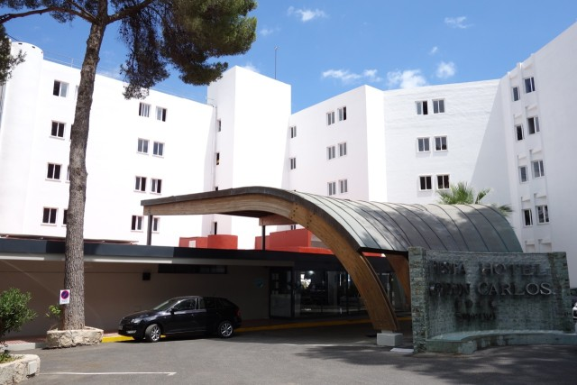 Fiesta Hotel Don Carlos 外観