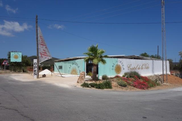 Sal de Ibizaのお店外観