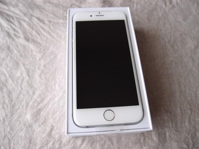 iPhone6を買った。