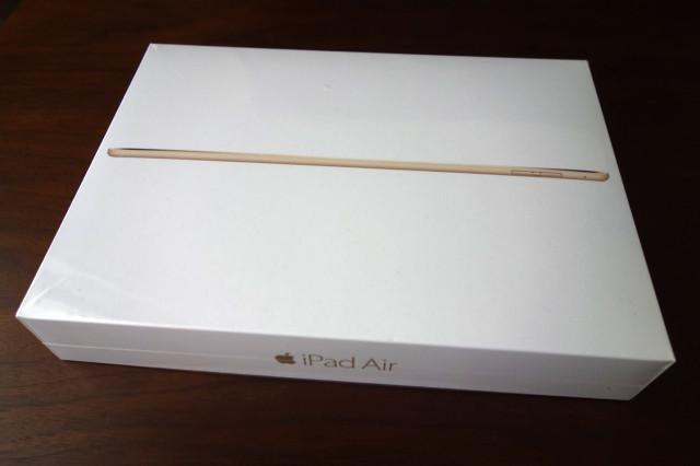 iPad Air 2 外箱