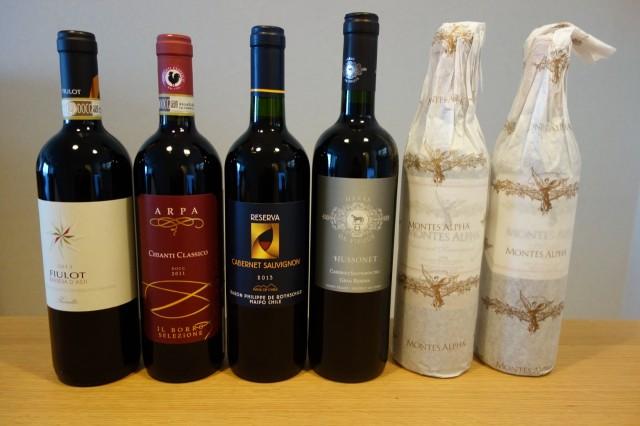 エノテカのワイン福袋2015を購入!中身公開。