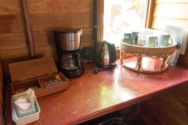 コーヒーメーカーなど