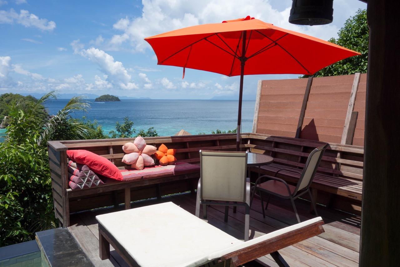 リペ島でSerendipity Beach Resortホテルに宿泊