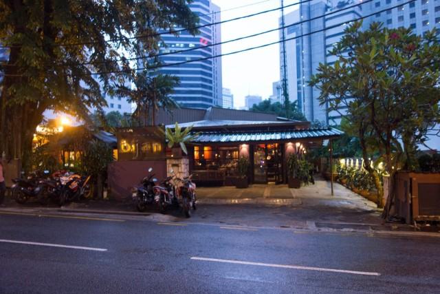 [クアラルンプール] Bijanでマレーシア料理