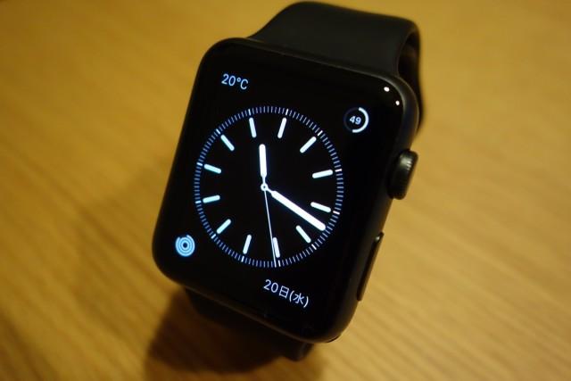 Apple Watch を買いました。