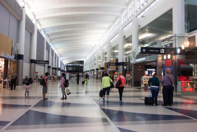 ヒューストン/ジョージ・ブッシュ・インターコンチネンタル空港