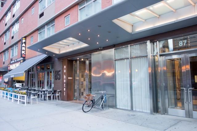 ブルックリン「NU HOTEL」でシンプル&上質なステイ!