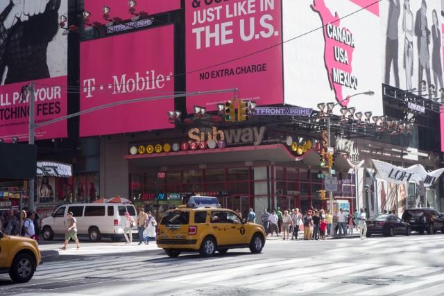 ニューヨーク2日目マンハッタンぶらり街歩き(後編)