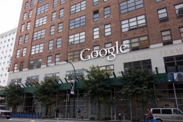 Googleニューヨークオフィス