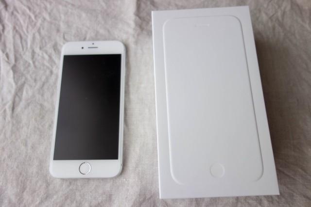 iPhone6を売りに出した