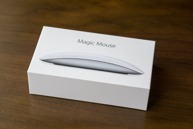 Magic Mouse2外箱