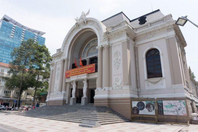 市民劇場(オペラハウス)