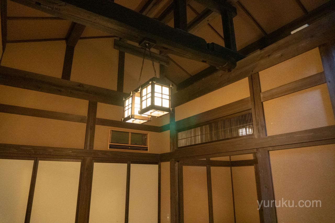 部屋の明かり(竹ぶえ)