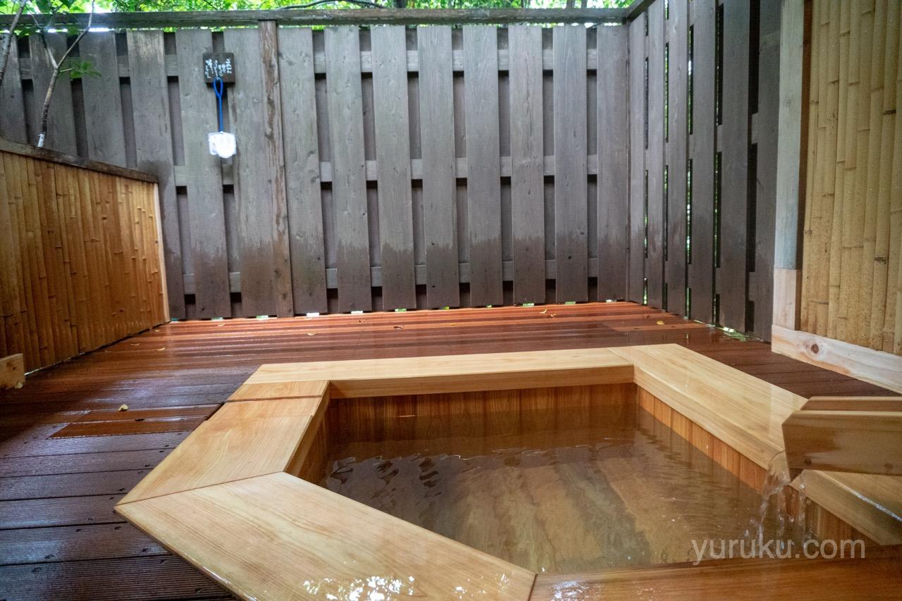 貸切風呂(弐の湯 竹仙)