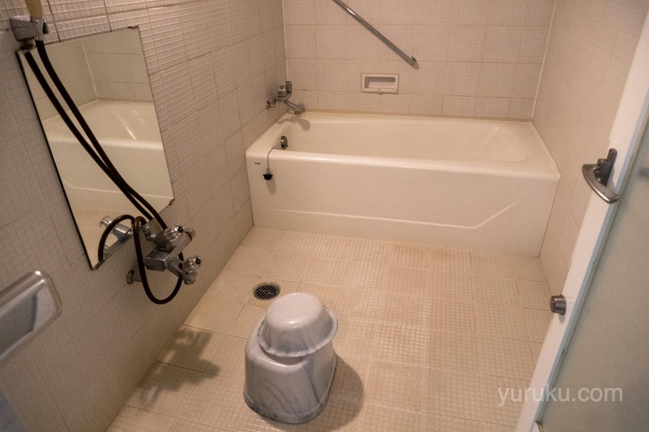2階のお風呂