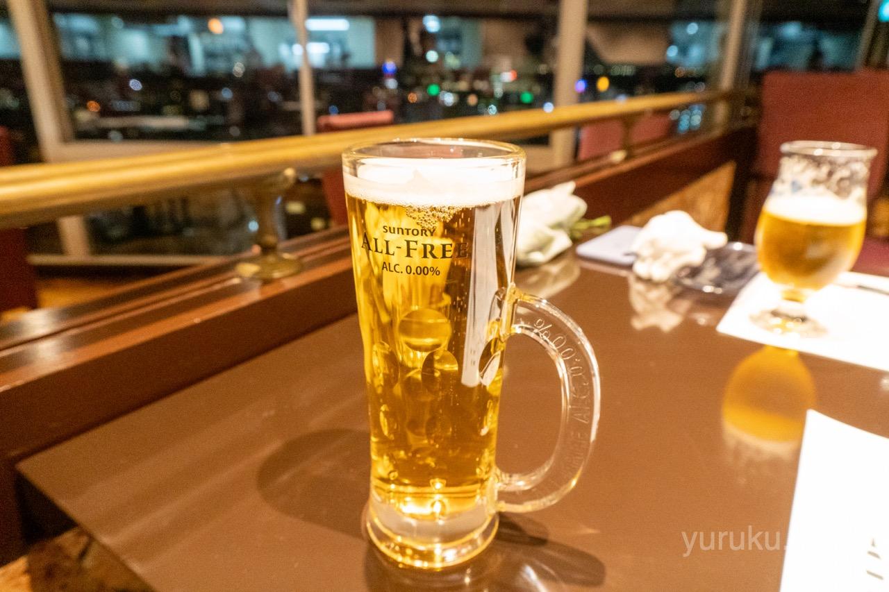 ノンアルコールビール(オールフリー)