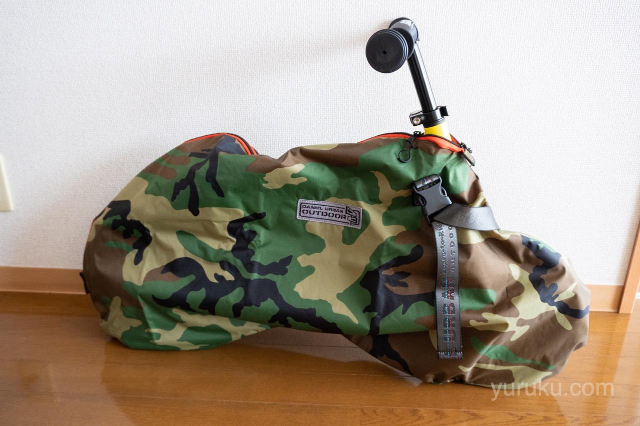 ストライダー用の袋