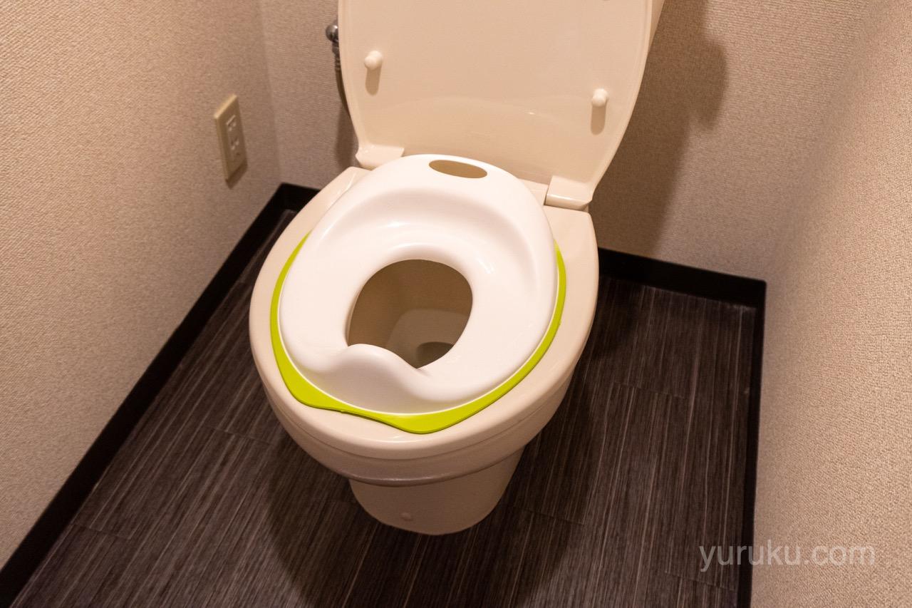 IKEAの子供用補助便座