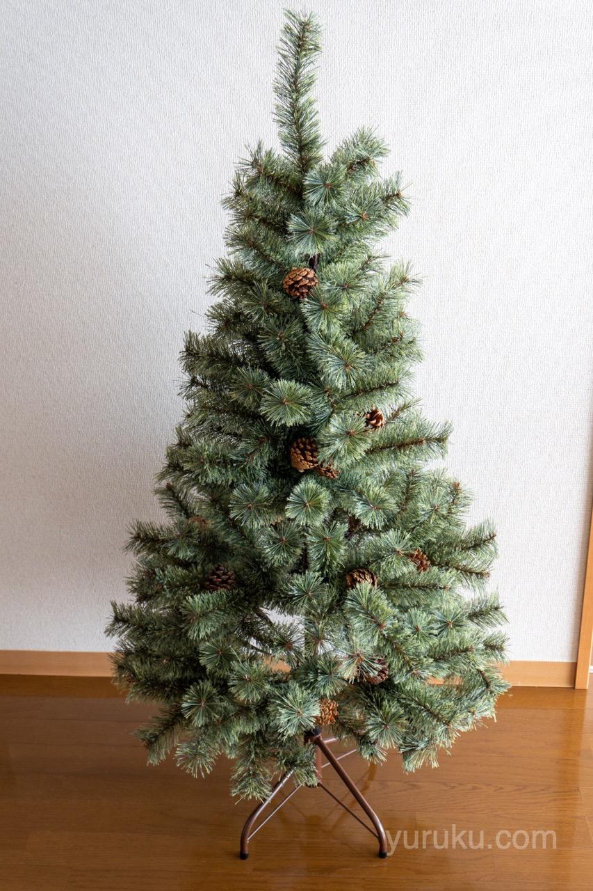 アルザス(Alsace)クリスマスツリー120cm