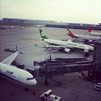 用もないのに羽田空港に行ってみる