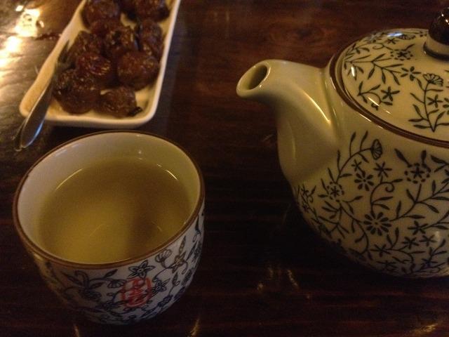 [台湾旅行] 九份の九戸茶語でお茶しました